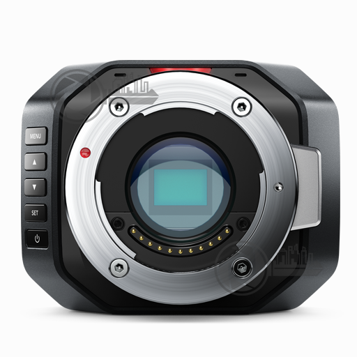 BMD MicroCam 4K front