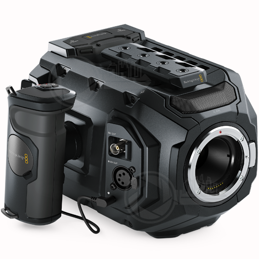 Right front view BMD Ursa Mini 4,6K EF