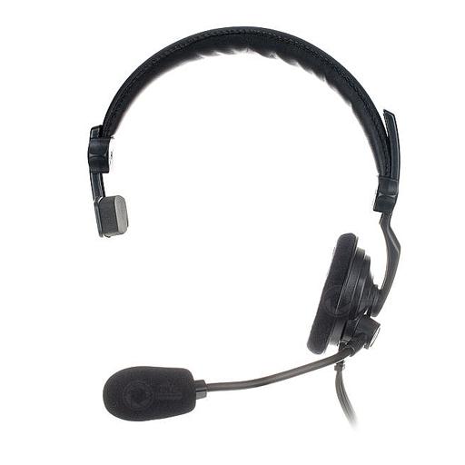 Headset HS 1D voor ASL Intercom