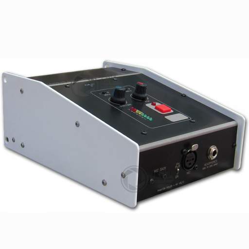 Single Commentaar box Glensound GS-CU008A