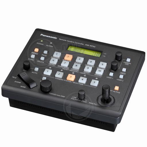PTZ camera Control Panel AW-RP50
