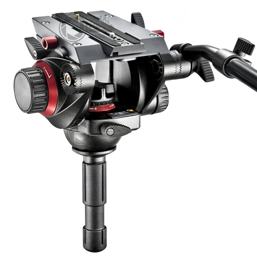 Manfrotto Pan-Tilt head MVH 504HD