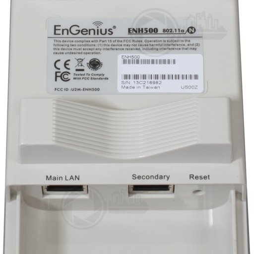 Engenius ENH500 point-to-point achter close up