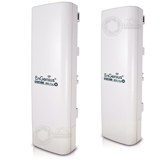 2 x Engenius ENH500 access point