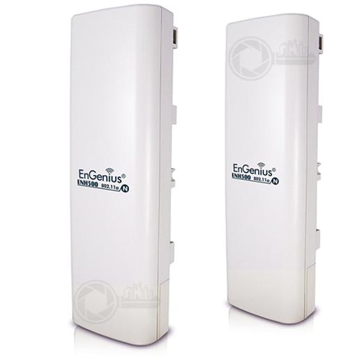 2 x Engenius ENH500 access point