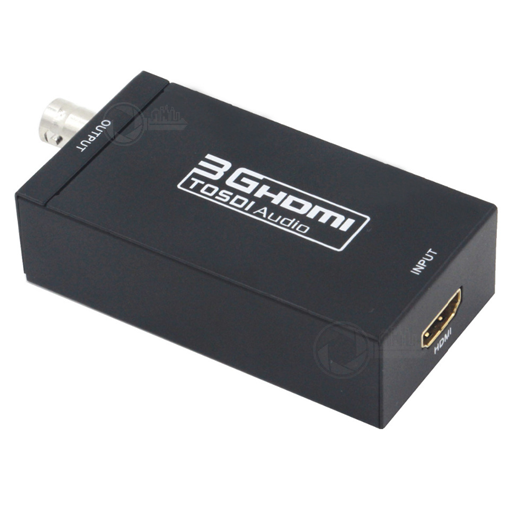 Mini HDMI to SDI converter vooraanzicht
