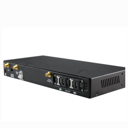Pepwave MAX BR1 Pro LTE achterkant sim slots