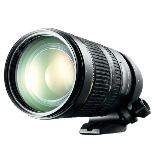 Tamron SP 70-200mm f2.8 Di USD VC links voor