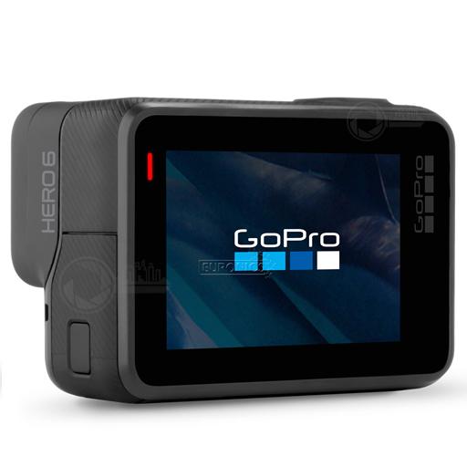 GoPro Hero 6 Black achterzijde