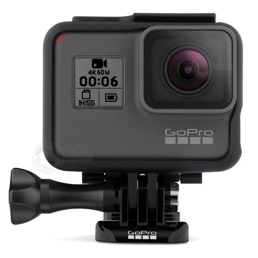 GoPro Hero 6 Black in The Frame behuizing