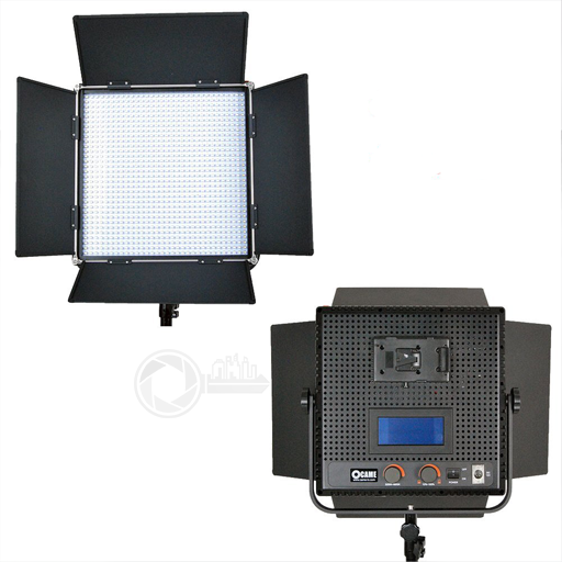 Keytown Rental LED Panel Bicolor front and back