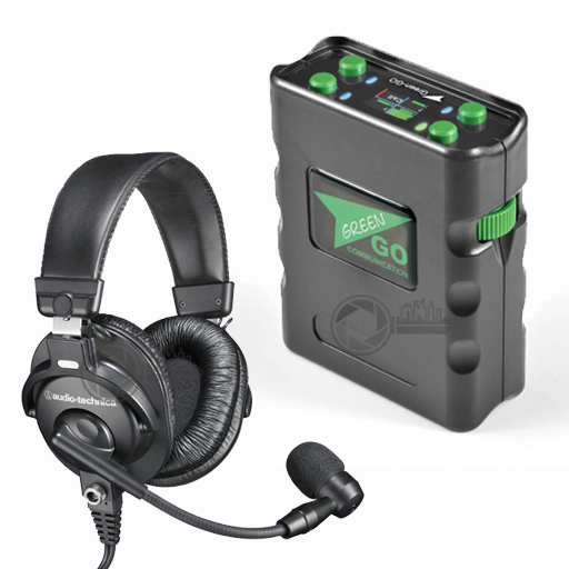Green-Go intercom set