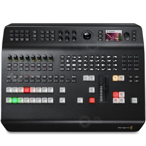 Keytown Rental BMD Atem Television Studio Pro 4K topview